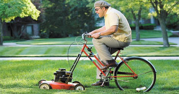 God and Lawn Care