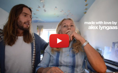 Son Makes Surprise Video To Help Mom Find Love