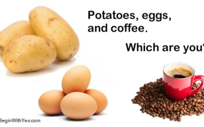 Potatoes, Eggs and Coffee Beans