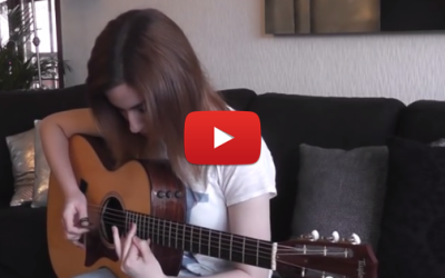 """Hotel California"" Performed On One Guitar"