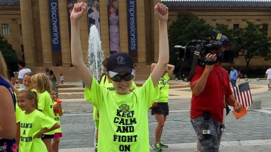 This Bravery Would Make 'Rocky' Proud