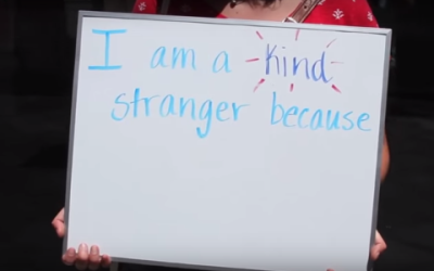 Are You A Kind Stranger?