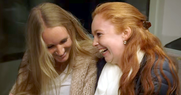 Laughter is Contagious – Shouldn't Happiness Be Too?
