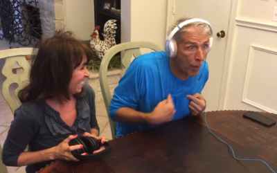 A Man's Reaction To News Of Becoming A Grandfather