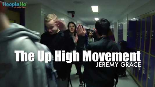 High Five Movement To Brighten Your Day