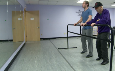 Navy Veteran Turned Tap Dancer