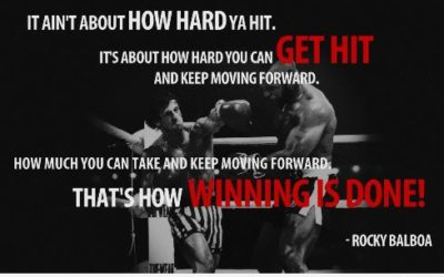 Life Lessons From Rocky
