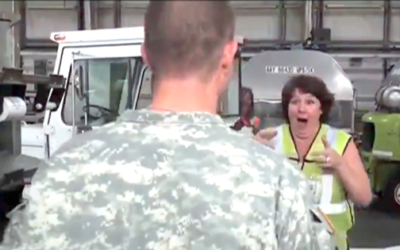 Soldiers Surprising Their Moms – Priceless Reactions!