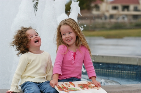 Kids Bring Out The Joy In Everything!